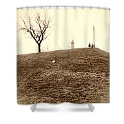 Federal Hill Shower Curtain