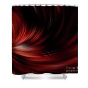 Feel Free - Peace Comes From Within Shower Curtain