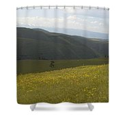 Feel Small Sometimes Shower Curtain