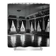 Feel The Lives  Shower Curtain
