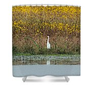 Feeling Small In A Big World Shower Curtain