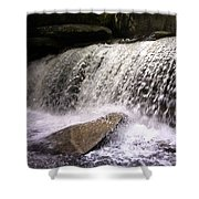 Feeling The Falls Shower Curtain