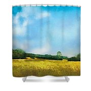 Felder  Shower Curtain
