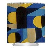 Feliz Cumpleanos - Happy Birthday Shower Curtain