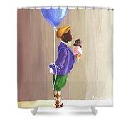 Fella Shower Curtain