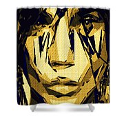 Female Expressions Xlvi Shower Curtain