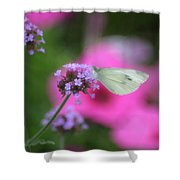 Feminine Side Of Nature Shower Curtain