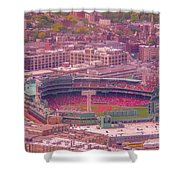 Fenway Park - Boston Shower Curtain