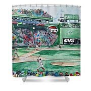 Fenway Park Shower Curtain