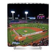 Fenway Park World Series 2013 Shower Curtain