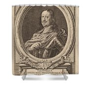 Ferdinando II, Grand Duke Of Tuscany Shower Curtain