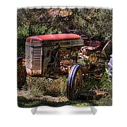 Ferguson Tractor Shower Curtain