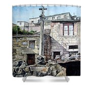 Fermoselle.-crucero Shower Curtain
