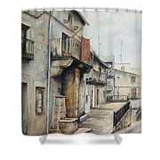 Fermoselle Shower Curtain
