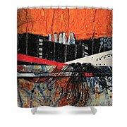 Fern Valley  Shower Curtain