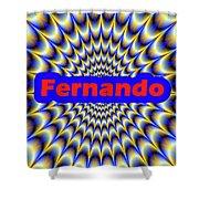 Fernando Shower Curtain