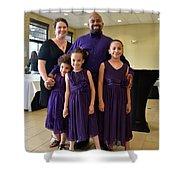 Fernon Family Shower Curtain
