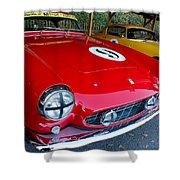 Ferrari 250 Gt Boano Shower Curtain