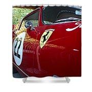 Ferrari 250 Gt Shower Curtain