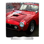 Ferrari 250 Gt Swb Shower Curtain