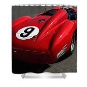 Ferrari 250 Tr 1959 Shower Curtain