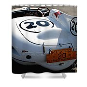 Ferrari 375 Mm Shower Curtain