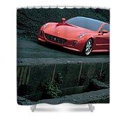 Ferrari Shower Curtain