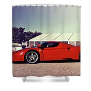 Ferrari Enzo Shower Curtain
