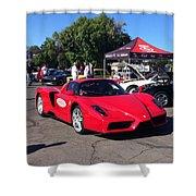 Ferrari Enzo Shower Curtain