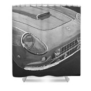 Ferrari F250 California Shower Curtain