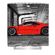 Ferrari F40 Shower Curtain