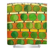 Fertile Soil Shower Curtain