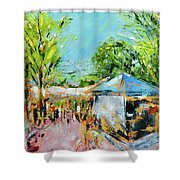 Festival Shower Curtain