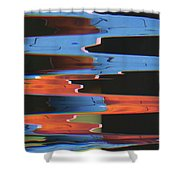 Festival  Of Eccentricities Freshening Our Aesthetic Fantasies #25 Shower Curtain