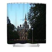 Fettes College West Gate Shower Curtain