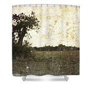 Field. Shower Curtain