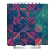 Fields Shower Curtain