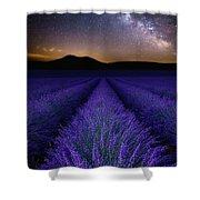 Fields Of Eden Shower Curtain