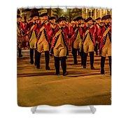 Fife And Drum Illumination 3782 Shower Curtain