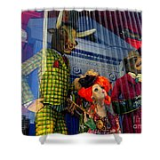 Fifth Ave Fantasy Shower Curtain