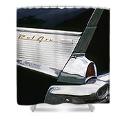 Fifty-seven Chevy Shower Curtain