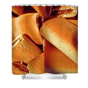 Fig Treat Shower Curtain