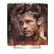 Fight Club Shower Curtain