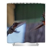 Fighter Pilots Shower Curtain