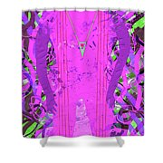 Figuartively Shower Curtain