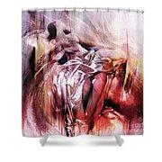 Figurative Art 004-b Shower Curtain