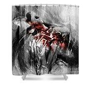 Figurative Art 004-d Shower Curtain