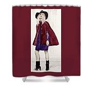 Figure Sketch.1. Shower Curtain