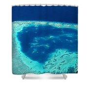 Fiji Aerial Shower Curtain