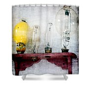 'filamentary My Dear Watson' Shower Curtain